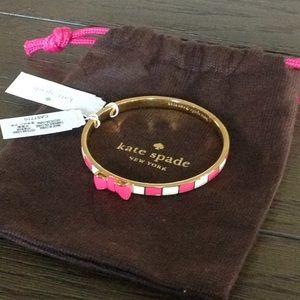 Kate Spade Take a Bow Bracelet NEW